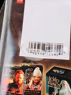 Lord of the Rings 2003 The Return of the King Trading Card Game Single Pack New