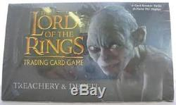 Lord of the Rings CCG Treachery and Deceit New