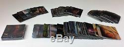 Lord of the Rings Fellowship Action Flipz Complete Master Set Artbox 2002