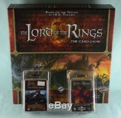 Lord of the Rings LCG, Core, Collector's Edition, 6 Expansions, Hobbit, Khazad