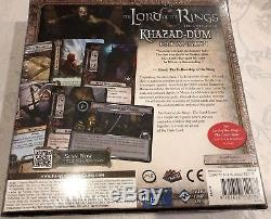 Lord of the Rings LCG KHAZAD-DUM Expansion Fantasy Flight Games Brand NEW