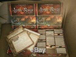 Lord of the Rings LOTR LCG Collection! +$550 Retail FFG Fantasy Flight Games
