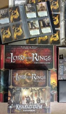 Lord of the Rings LOTR Massive Collection Foils Rares Promos TCG CCG LCG