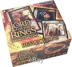 Lord of the Rings LOTR Reflections Booster Box factory sealed