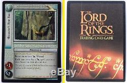 Lord of the Rings LOTR TCG Cards Treachery And Deceit RARE FOIL MASTERWORKS LOT