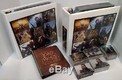 Lord of the Rings LOTR Trading Card Game 3500+ TCG Topps Foils Costume Cards