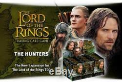 Lord of the Rings LOTR Trading Card Game TCG C/U/S The Hunters Set Singles