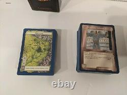 Lord of the Rings Middle-Earth CCG Blue Border cards lot K9