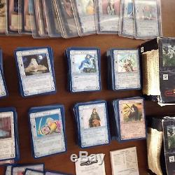 Lord of the Rings Middle-earth CCG The Wizards 1,121 Card Lot (R, U, C, F)