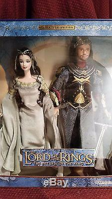 Lord of the Rings Return of the King dolls