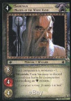Lord of the Rings Rise of Saruman Complete Set of 140 Cards New Lord of