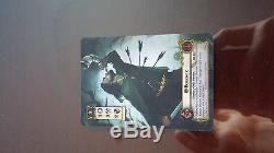 Lord of the Rings Siege of Annuminas 2016 Gencon Quest x3 and alt art Boromir