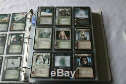 Lord of the Rings TCG Huge Lot 4,000+ cards 550 + Rares. Reflections & Promo