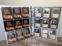 Lord of the Rings TCG Lot (1000+ Cards, 100+ Rare, 18 Elvish, 10 Promo, 19 Foil)