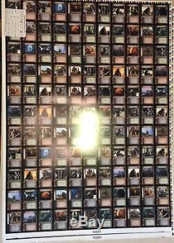 Lord of the Rings TCG Lot of 3 Rise of Saruman uncut sheets Starter 17U C