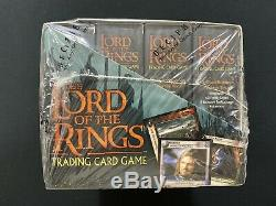 Lord of the Rings TCG Realms of the Elf-Lords Starter Deck Display Sealed
