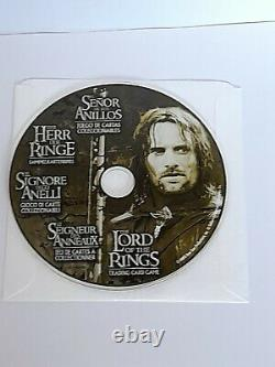 Lord of the Rings TCG Two Player Trading Card Game c/w CD Quick Start Tutorial