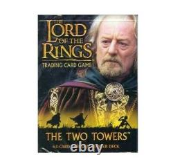 Lord of the Rings Theodon Deck Two Towers Trading card game Sealed New TCG CCG