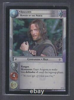 Lord of the Rings Trading Card Game Aragorn