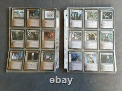 Lord of the Rings Trading Card Game Complete Set 4 The Two Towers