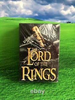 Lord of the Rings Trading Card Game Deluxe Starter Set Sealed + FREE Cards Pack