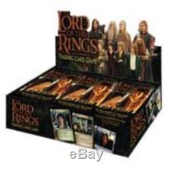 Lord of the Rings Trading Card Game Fellowship of the Ring Booster Box