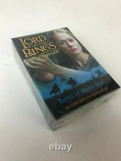 Lord of the Rings Trading Card Game LOTR TCG Battle of Helm's Deep Starter Deck