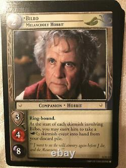 Lord of the Rings Trading Card Game LOTR TCG Black Rider Complete 194 Card Set