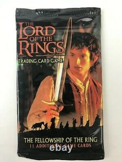 Lord of the Rings Trading Card Game LOTR TCG Fellowship of the Ring Expansion pk