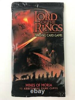 Lord of the Rings Trading Card Game LOTR TCG Mines of Moria Expansion pk