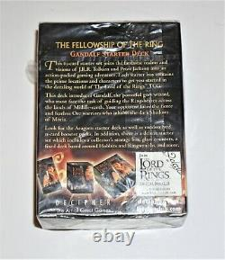 Lord of the Rings Trading Card Game The Fellowship of the Ring (Lot of 8)