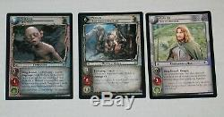 Lord of the Rings Trading Card Game The Two Towers + 4 Special PROMO Cards NEW