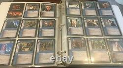 Lord of the Rings trading Card Game 450+ Cards 120+ Rares / Foil / Promo NM LP