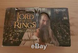 Lord of the rings tcg ccg Rise of Saruman booster box