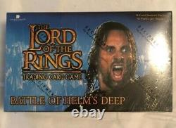 Lord of the rings trading card game battle of helms deep 045748107635
