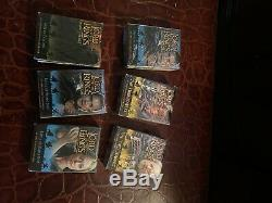 Lord of the rings trading card game lot