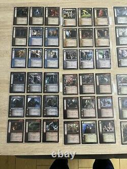 Lord of the rings trading card game lot 144 cards Fellowship Of The Ring