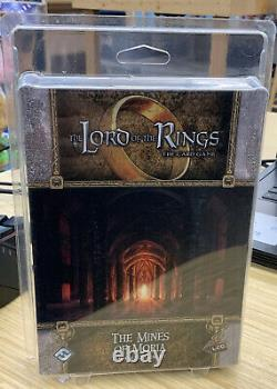 Lord of the rings trading card game, mines of Moria, Custom Scenario Kit