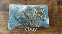 LotR TCG Ents of Fangorn Booster Box Sealed Lord Trading Card Game