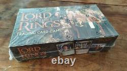 LotR TCG Fellowship of the Ring Booster Box Sealed Lord Trading Card Game