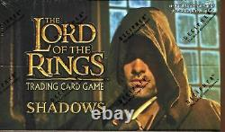 LotR TCG Shadows Booster Box Sealed Lord of the Rings Trading Card Game