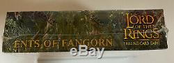 Lotr Tcg Ents Of Fangorn Factory Sealed Booster Box Lord Of The Rings Tcg