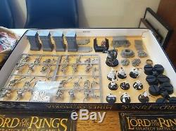 Lotr mines of moria + the fall of the witch king COMPLETE + more GW warhammer