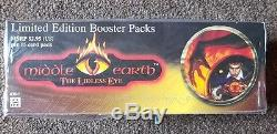 MECCG LoTR Lidless Eye Booster Box New Lord of the Rings Middle Earth