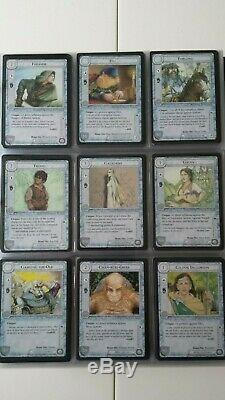 MECCG The Wizards, The Dragons, Dark Minions complete sets + more