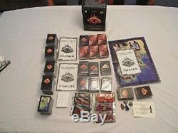 Middle Earth Collectible Card Game Gift Set Lord of the Rings Hobbit + Extras