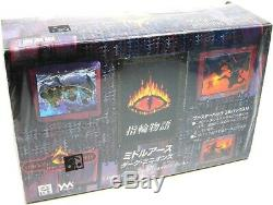 Middle Earth Dark Minions Limited Edition The Lord of the Rings Japanese Version
