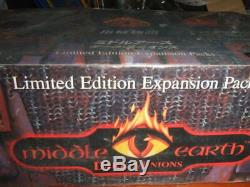 Middle Earth Dark Minions The Lord of the Rings Limited Edition Japanese Version