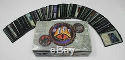 Middle Earth Limited Edition White Hand Sealed Booster Box + 1 Complete Set NM