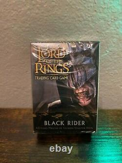 Mouth of Sauron Lord of the Rings TCG Deck Black Rider trading card game CCG